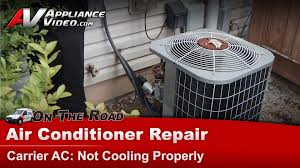 central air conditioner repair u0026 diagnostic not cooling properly