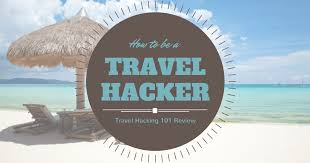 travel hacker images Travel hacking 101 how to make the most of your miles png