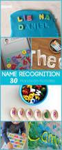 321 best name activities for preschool images on pinterest
