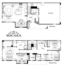 residence floor plan bocara residence 3 floor plan otay ranch