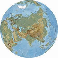 Continent Of Asia Map by Continent Of Asia Maps And Pictures