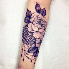 Flowers On - best 25 flower thigh tattoos ideas on sunflower