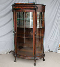 antique china cabinets 1900 1950 ebay