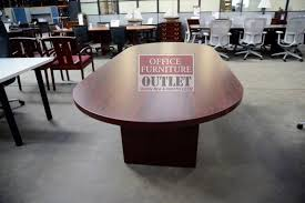 8 Foot Conference Table by 8 Foot Otg Racetrack Conference Table U2013 Office Furniture Outlet