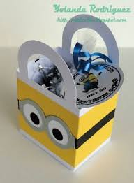 minion gift bags 22 best minion party images on minion birthday