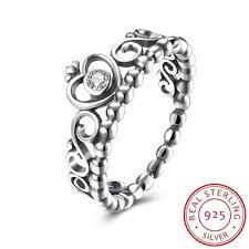 sted rings sjpdrsvr170 swirl heart hollow 925 sterling silver