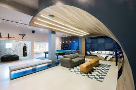 gallery of urban man cave inhouse brand architects 1