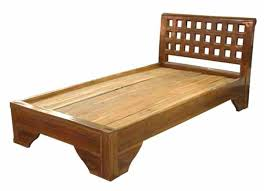 Build Wood Platform Bed by Bed Frame Plans For Bed Frame Plans For Twin Bed Frame With