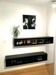 wall mounted shoe cabinet shoe rack shelves wall mounted shelves wall mounted shoe rack wall