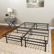 14 Bed Frame Classic Brands Hercules Heavy Duty 14 Inch Platform Metal Bed