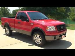 f150 ford trucks for sale 4x4 2007 ford f 150 f150 truck fx4 4x4 4wd for sale milan tn