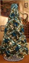 Christmas Tree Decorations In Blue Silver And White by 40 Most Loved Christmas Tree Decorating Ideas On Pinterest All