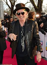 keith richards headband we always swapped clothes keith richards admits to being a
