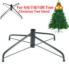 artificial christmas tree stand christmas artificial tree stands ebay