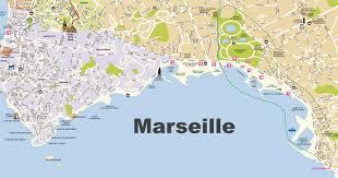 marseilles map marseille maps maps of marseille
