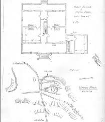 upton castle u0027s floor plan mt upton new york