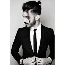 mens hair topknot latest men s hairstyles the top knot