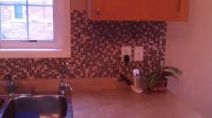 leopazzo new kitchen tile backsplash install mosaic glass s youtube