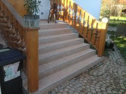 steinteppich verlegen treppe treppe steinteppich24