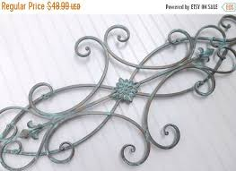 Wrought Iron Kitchen Wall Decor Best 25 Wrought Iron Wall Decor Ideas On Pinterest Iron Wall