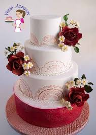 how do you make a cake how to make cakes or extended height cakes veena azmanov
