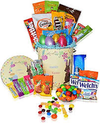 pre made easter baskets for adults easter basket tin 30ct premade kids boys