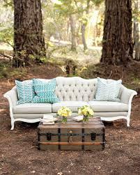 Vintage Furniture Los Angeles Rental A Formal Rustic Outdoor Destination Wedding In California Martha