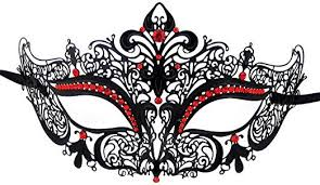 metal masquerade mask best masquerade masks for women enjoy a party you will never forget