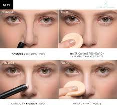 tutorial alis mata untuk wajah bulat 6 jenis kekurangan di wajah ini bisa kamu samarkan dengan trik