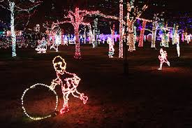 broken arrow christmas lights rhema bible church s christmas light display 1025 w kenosha st