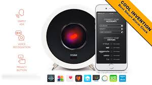 Coolest Clocks by Cool Inventions Best Smart Alarm Clock U0026 Personal Assistant