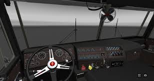 kenworth aerodyne truck kenworth k100 v3 0 truck euro truck simulator 2 mods