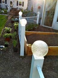 solar globe lights garden 207 best garden lights images on pinterest garden decorations