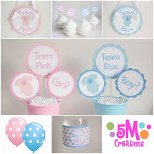 gender reveal party decorations 5m creations gender reveal party decorations