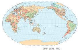 map world asia world map asia australia centered winkel tripel projection