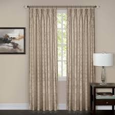 How To Hang Sheer Curtains With Drapes Bali Curtains U0026 Drapes Window Treatments The Home Depot
