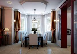 Dining Room Curtain 15 Gorgeous Dining Room Curtains Home Design Lover