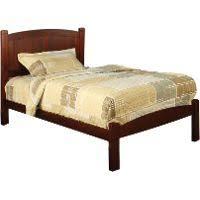 oak classic twin platform bed lexington rc willey furniture store