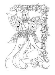 fairy fashion dover coloring books scott altmann 9780486466842