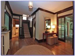 colors that go with dark wood trim painting home design ideas