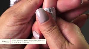 artistic colour gloss nail art how to removal youtube