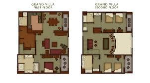 grand californian suites floor plan 3 bedroom suite at grand californian how much room the dis