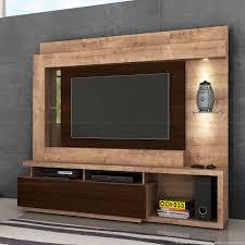 home theater dallas estante home theater para tv até 55 polegadas com led dallas
