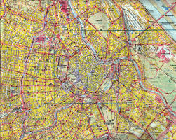 Vienna Metro Map by Maps Of Vienna Detailed Map Of Vienna In English Maps Of