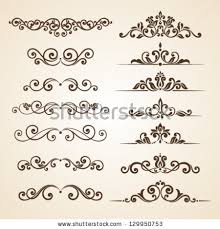 ornaments vector stock images royalty free images vectors