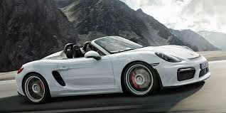 porsche convertible 4 seater why the 2016 porsche boxster spyder is just shy of special
