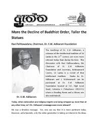 White Flag Incident Sri Lanka More The Decline Of Buddhist Order Taller The Statues Sri Lanka