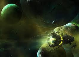 sci fi spaceship by jbrown67 on deviantart