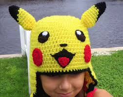Pikachu Halloween Costume Men Pikachu Costume Etsy