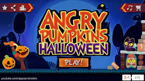 angry pumpkins halloween for android android game test on nexus